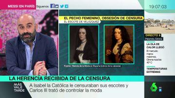 CENSURA HISTORIA