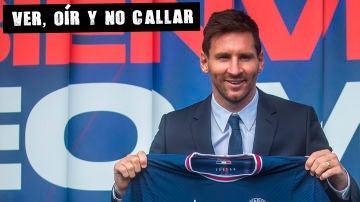 Messi, el genio monocorde y ciclotímico | Por Ángeles Caballero