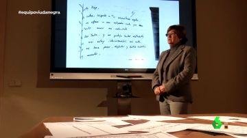 Las cartas de Maje y uno de sus amantes, vitales para descubrir el móvil del crimen de Antonio Navarro