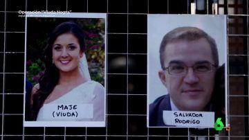 La trampa de la Policía a Maje y su amante para que se delataran tras el asesinato de Antonio Navarro