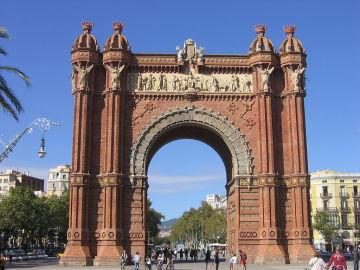 Arco del Triunfo, Barcelona