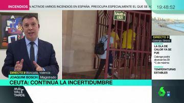Joaquim Bosch, magistrado y portavoz de Jueces y Juezas para la Democracia