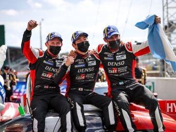 Triunfo para el Toyota GR010 en Le Mans