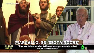 """La postura de García-Margallo sobre el diálogo con los talibanes: """"Obviamente hay que hablar con ellos"""""""