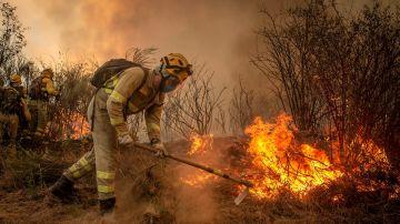 Cuando el fuego quema tu vida