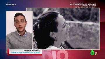 """""""Cuando la vio feliz decidió asesinarla"""": el duro relato de Joshua Alonso sobre cómo la expareja de su madre la asesinó"""