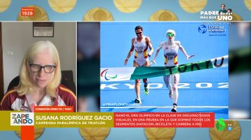 """Susana Rodríguez, tras arrasar en Tokio y conseguir el oro en triatlón: """"El 99% se debe al trabajo"""""""