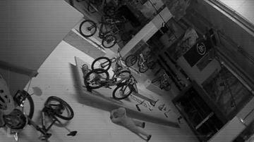 El sorprendente mensaje de los dueños de una tienda cuando les robaron 50.000 euros en bicicleta