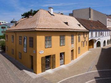 Casa de Beethoven. Baden