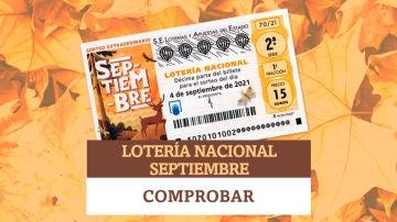 Sorteo Extraordinario Lotería Nacional | Comprobar resultados de hoy, sábado 4 de septiembre