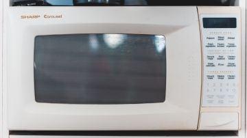 Cómo limpiar el microondas sin productos químicos