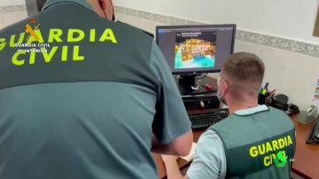 La Guardia Civil desarticula una banda que ofrecía falsas villas vacacionales en Fuerteventura