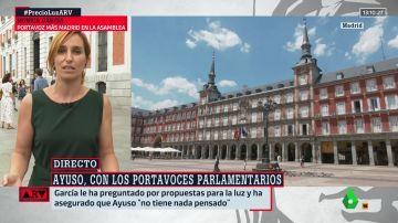 Mónica García ARV