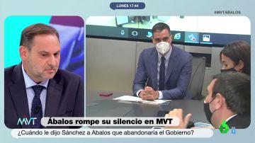 Así fue la última conversación entre Pedro Sánchez y José Luis Ábalos: en persona y el mismo día de su cese