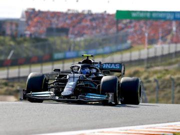 Valtteri Bottas abandonará Mercedes
