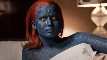 Imagen de un  personaje de la saga X-Men