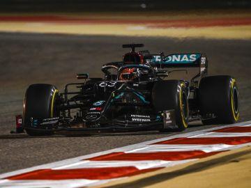 George Russell ficha por Mercedes para 2022