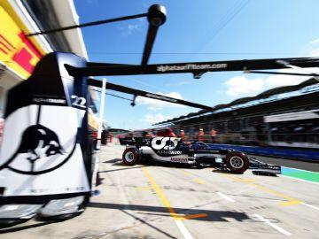 AlphaTauri confirma sus pilotos para 2022