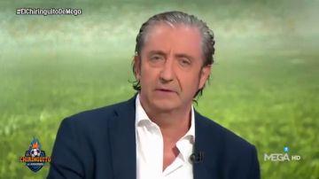 """Pedrerol tira de sarcasmo para responder a Al-Khelaifi por hablar de """"igualdad"""" en el fútbol"""