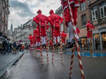 Zancudos en Namur