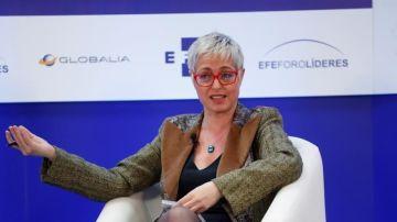 Anna Grau, diputada de Ciudadanos