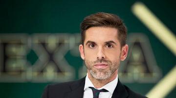 José Yélamo, presentador de laSexta Noche