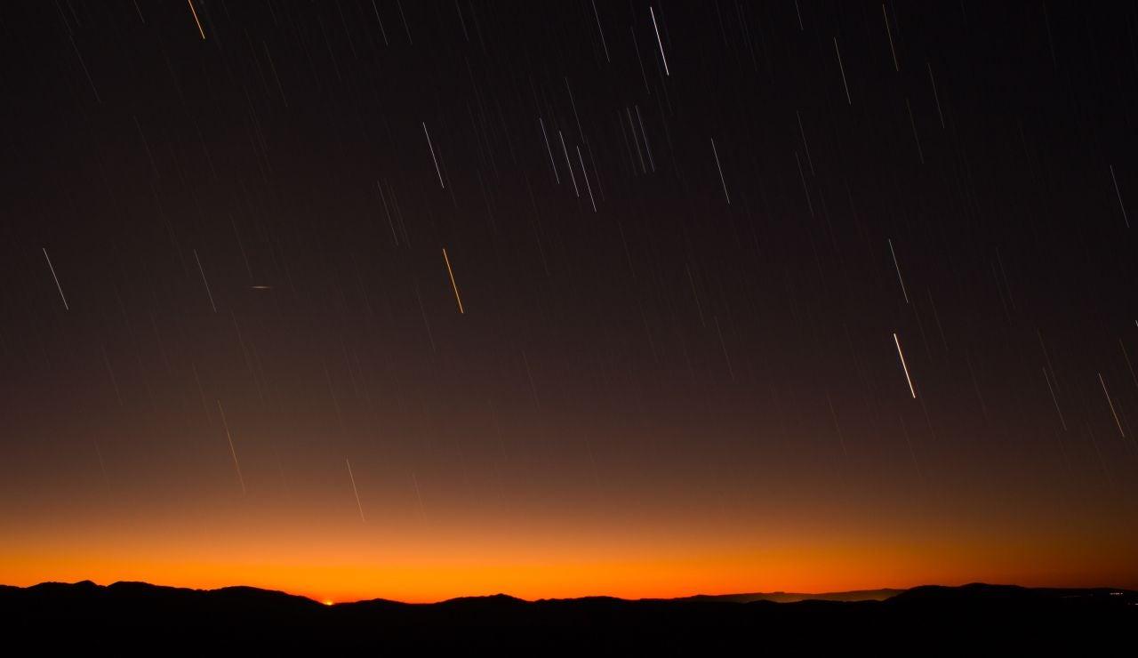 Cuándo ver las Dracónidas, la primera lluvia de estrellas del otoño