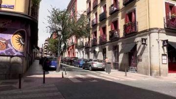 Imagen del barrio de Malasaña donde el denunciante afirmó que habría sufrido la agresión homófoba