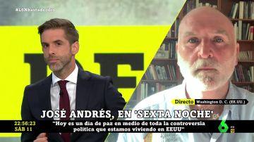 """El chef José Andrés manda un tajante mensaje a los políticos: """"Necesitamos líderes que saquen lo mejor de la gente, no lo peor"""""""
