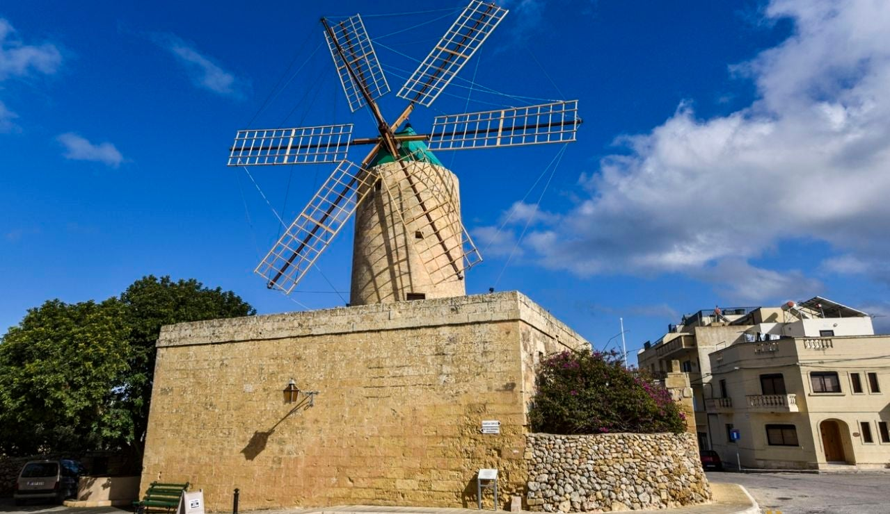 Molino. Malta