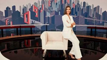Ana Pastor, presentadora de 'El Objetivo'