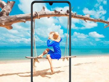 El Samsung Galaxy M22 se estrena con pantalla de 90Hz