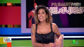 Lorena Castell se moja en directo: ¿quién cree que es el zapeador que peor cae a los espectadores?