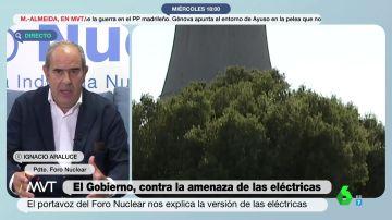 Foro nuclear araluce