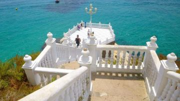 El balcón del Mediterráneo, en Benidorm.