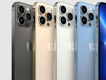 Ya puedes descargar los fondos de pantalla de los iPhone 13 en tu móvil