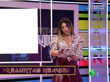 Valeria Ros confiesa cuál es su ranking de zapeadores que más sexo tienen