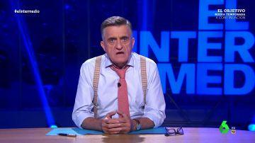 """Aguirre deja sin palabras a Wyoming tras hablar sobre corrupción: """"¿Había corrupción con Aznar y Rajoy? Primera noticia que tengo"""""""