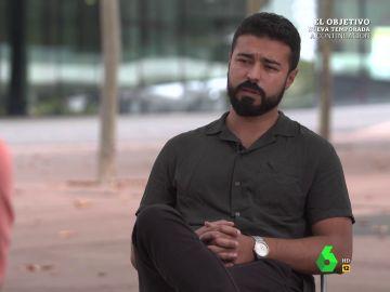 """El drama de Redouane Mehdi, víctima del racismo inmobiliario: """"Llevo tres años en Barcelona y luché desde el principio por encontrar piso"""""""