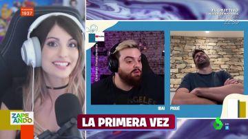 Cristinini confiesa sus whatsapps con Ibai Llanos tras codearse con futbolistas como Piqué