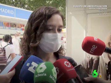 """""""Soy mujer y puedo hacer dos cosas a la vez"""": el hitazo de Ayuso para traer la libertad y el ritmo a Madrid"""