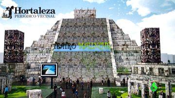 Nacho Cano prevé construir una pirámide de 30 metros en el barrio madrileño de Hortaleza
