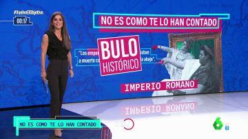 Lorena Baeza en El Objetivo