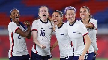 La Federación de Estados Unidos propone igualdad salarial entre la selección masculina y femenina de fútbol