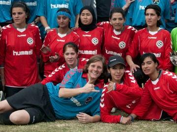 Selección de Afganistán femenina