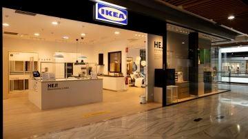 Una tienda de Ikea