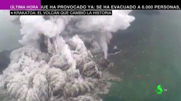 Krakatoa, el volcán que cambió la historia: mató a 40.000 personas y su explosión fue 13 más fuerte que la bomba de Hiroshima
