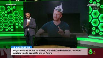 """""""La erupción se provoca con satélites espejo"""": los bochornosos argumentos de los negacionistas del volcán de La Palma"""