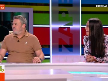 Cristina Pedroche sorprende a Miki Nadal al desvelar la sorpresa que le dieron en su cumpleaños