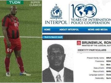 El vicepresidente de Surinam, buscado por la Interpol por narcotráfico, debuta en la Concacaf a los 60 años